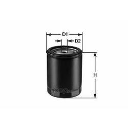 Масляный фильтр (Clean filters) DO838