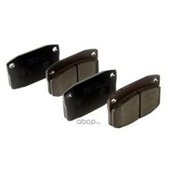 Колодки тормозные, комплект, передние (GENERAL MOTORS) 96101972S