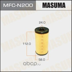 Фильтр масляный (Masuma) MFCN200