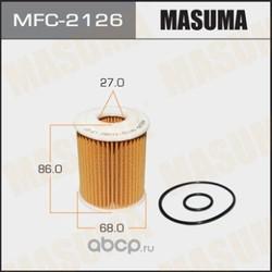 Фильтр масляный (Masuma) MFC2126
