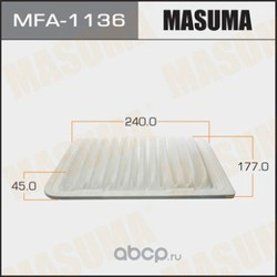Фильтр воздушный (Masuma) MFA1136