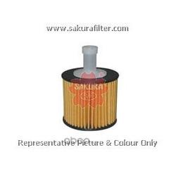 Фильтр масляный элемент (Sakura) EO1103