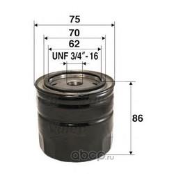 Масляный фильтр (Valeo) 586023