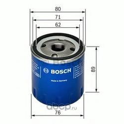Масляный фильтр (Bosch) 0451103355