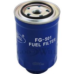Фильтр топливный (Goodwill) FG501