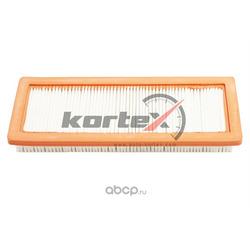 Фильтр воздушный CITROEN C4/C5/PEUGEOT 207/308/MINI COOPER S 1.6 06- (KORTEX) KA0252
