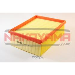 Фильтр воздушный CITROEN XSARA 2,0HDi / PEUGEOT 206 1,4-2,0HDi (NAKAYAMA) FA222NY
