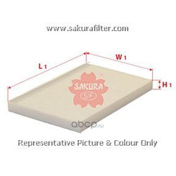 Фильтр салона (Sakura) CA28130
