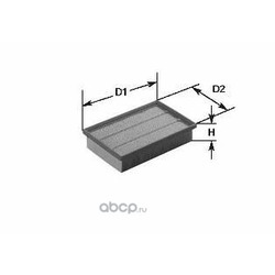 Воздушный фильтр (Clean filters) MA1370