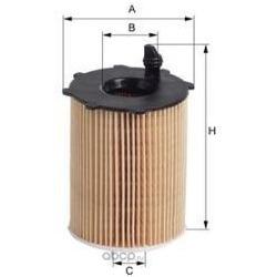 Фильтр масляный (M-Filter) TE617