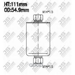 Фильтр топливный (JS Asakashi) FS613J