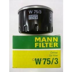 Масляный фильтр (MANN-FILTER) W753