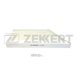 Фильтр салона Peugeot 206 98- 207 08- (Zekkert) IF3209