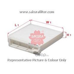 Фильтр салона (Sakura) CA1806