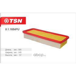 Фильтр воздушный (TSN) 911684PU