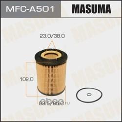 Фильтр масляный (Masuma) MFCA501