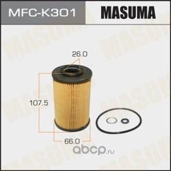 Фильтр масляный (Masuma) MFCK301
