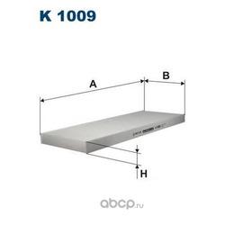 Фильтр салонный Filtron (Filtron) K1009