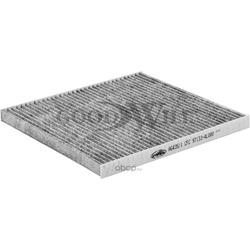Фильтр салона угольный (Goodwill) AG4351CFC