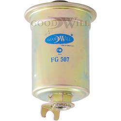 Фильтр топливный (Goodwill) FG507