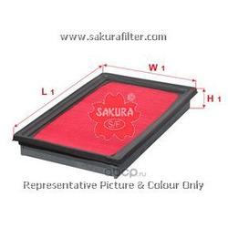 Фильтр воздушный (Sakura) A1818