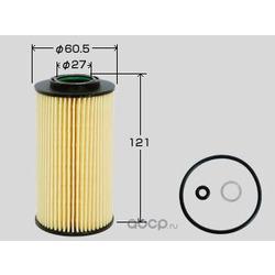 Фильтр масляный (VIC) O006