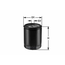 Масляный фильтр (Clean filters) DO1800