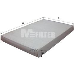 Фильтр салона (M-Filter) K929
