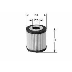 Масляный фильтр (Clean filters) ML4517
