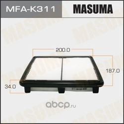 Фильтр воздушный (Masuma) MFAK311