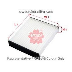 Фильтр салона (Sakura) CA1110