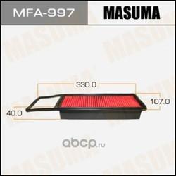 Фильтр воздушный (Masuma) MFA997