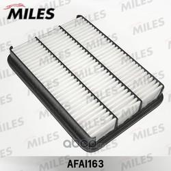 MILES Фильтр воздушный TOYOTA LAND CRUISER 120 3.0D (Miles) AFAI163