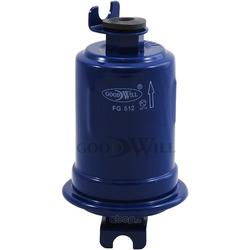 Фильтр топливный (Goodwill) FG512
