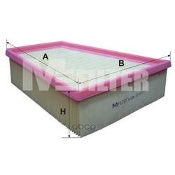 Фильтр воздушный (M-Filter) K406