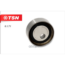 Ролик натяжной ремня ГРМ (TSN) 6171