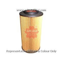 Фильтр масляный элемент (Sakura) EO2803