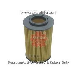 Фильтр масляный элемент (Sakura) EO2805