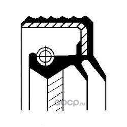 Уплотняющее кольцо, дифференциал (Corteco) 07011906B