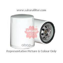Фильтр масляный (Sakura) C1038