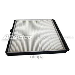 Воздушный фильтр салона (ACDelco) 19347484