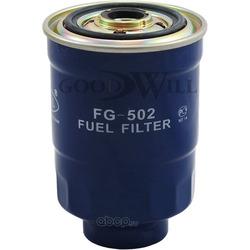 Фильтр топливный (Goodwill) FG502