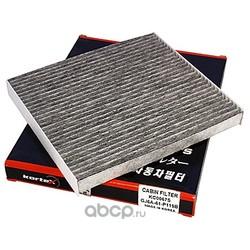 Фильтр салонный MAZDA 6 02- (угольный) (KORTEX) KC0067S