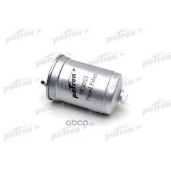 Фильтр топливный VW: GOLF II 1.6D TD,T3,Polo 1.3D 83-92/HONDA: ACCORD,CIVIC 2.0TD 97-/Ford:Escort 1.8D 89-96/Land Rover:Freelander 2.0Di 98-06 (PATRON) PF3053