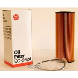 Фильтр масляный элемент (Sakura) EO2624
