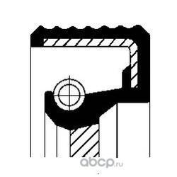 МАНЖЕТА УПЛОТНИТ (РЕЗ, МЕТ ПРУЖИНА) (Corteco) 12017070B