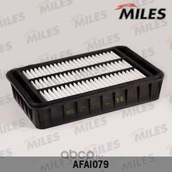 Фильтр воздушный MITSUBISHI LANCER 07-/OUTLANDER/PEUGEOT 4007 (Miles) AFAI079