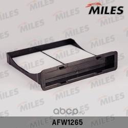 Фильтр, воздух во внутреннем пространстве (Miles) AFW1265
