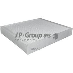 Фильтр, воздух во внутренном пространстве (JP Group) 1228102100
