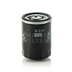 Фильтр масляный двигателя (MANN-FILTER) W6101